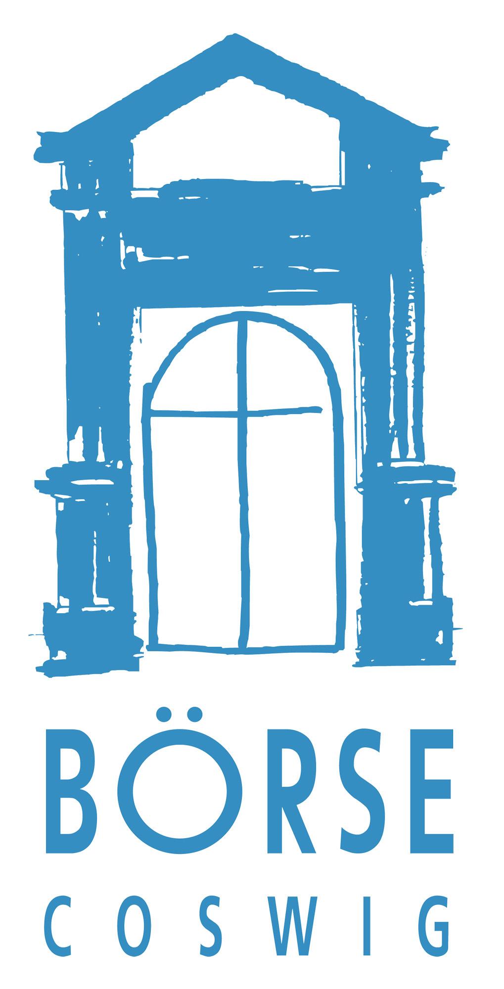 börse coswig logo